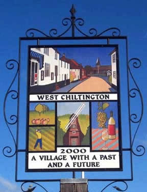 West Chiltington Web